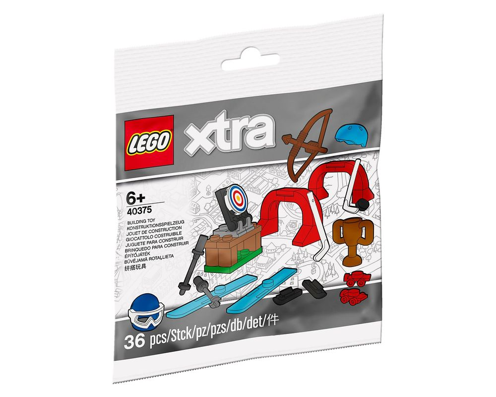 LEGO Set 40375-1 Sports Accessories