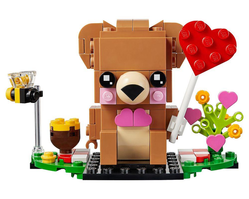 LEGO Set 40379-1 Bear (Model - A-Model)