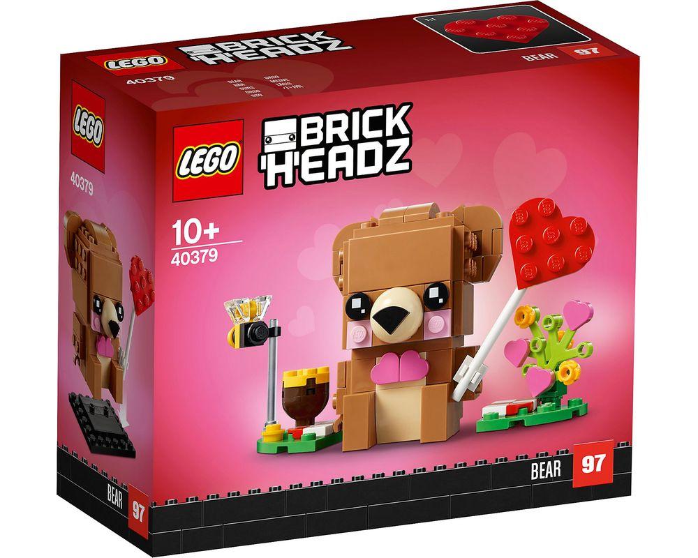 LEGO Set 40379-1 Bear (Box - Front)