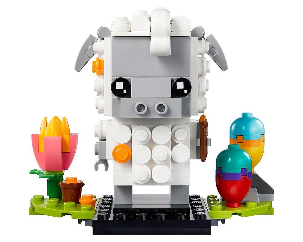 LEGO Set 40380-1 Sheep (Model - A-Model)