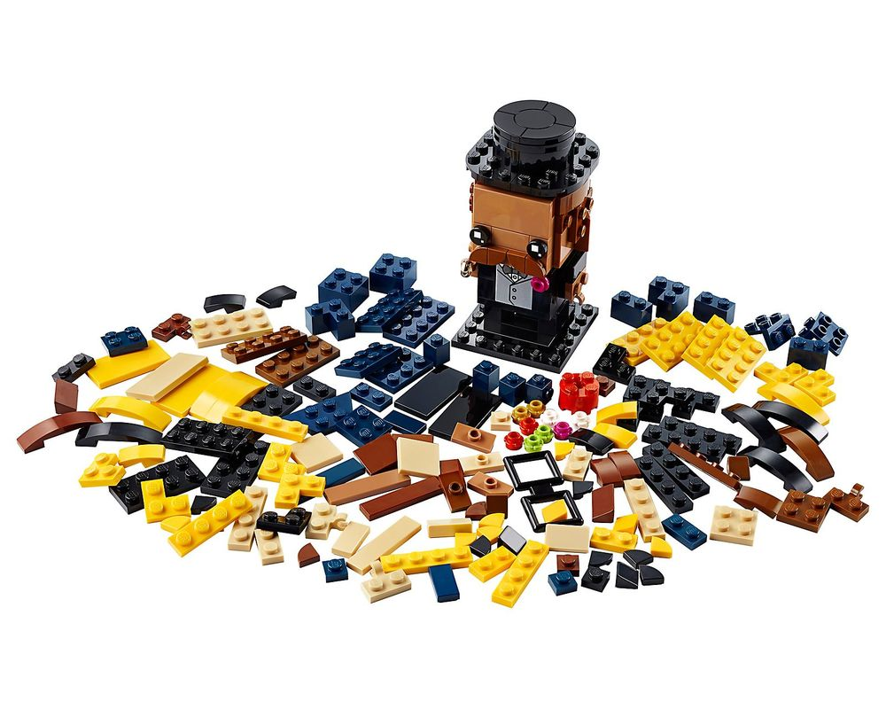 LEGO Set 40384-1 Groom