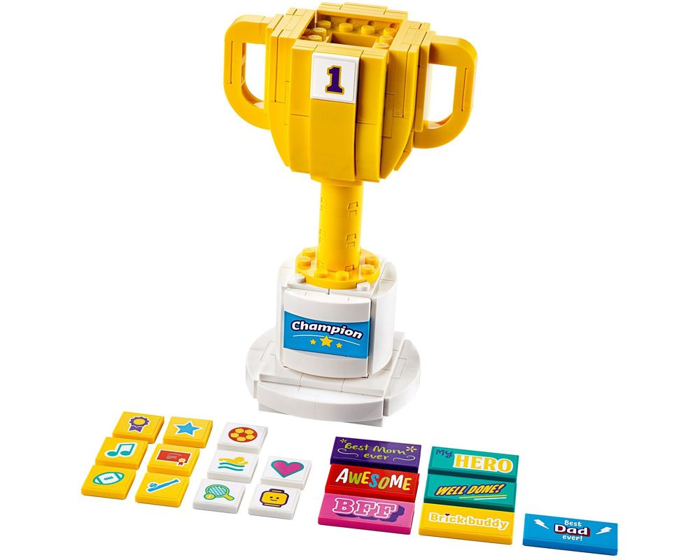 LEGO Set 40385-1 Trophy (LEGO - Model)