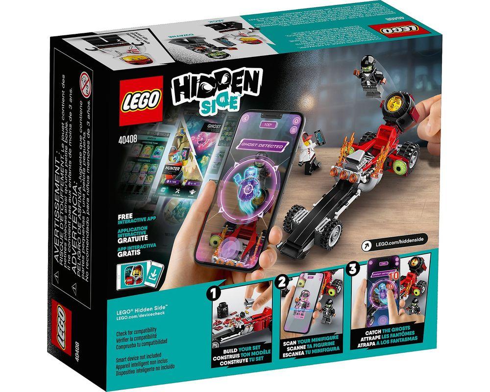 LEGO Set 40408-1 Drag Racer
