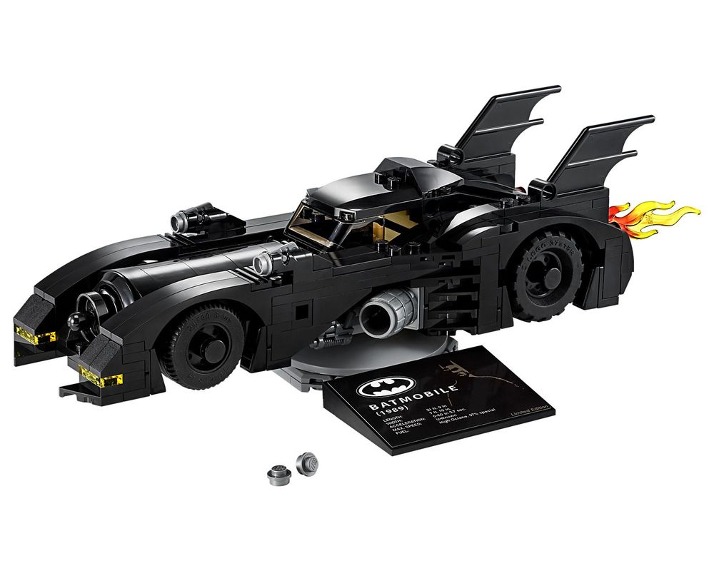 LEGO Set 40433-1 1989 Batmobile - Limited Edition