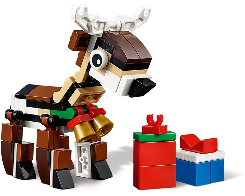 LEGO Set 40434-1 Reindeer (Model - A-Model)
