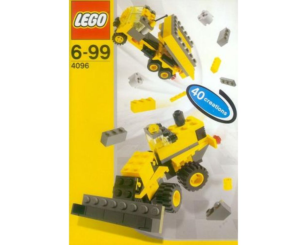 LEGO Designer Sets Micro Wheels