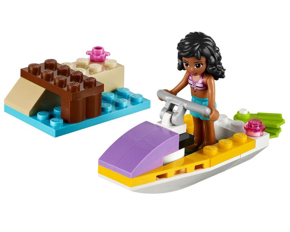 LEGO Set 41000-1 Water Scooter Fun (LEGO - Model)