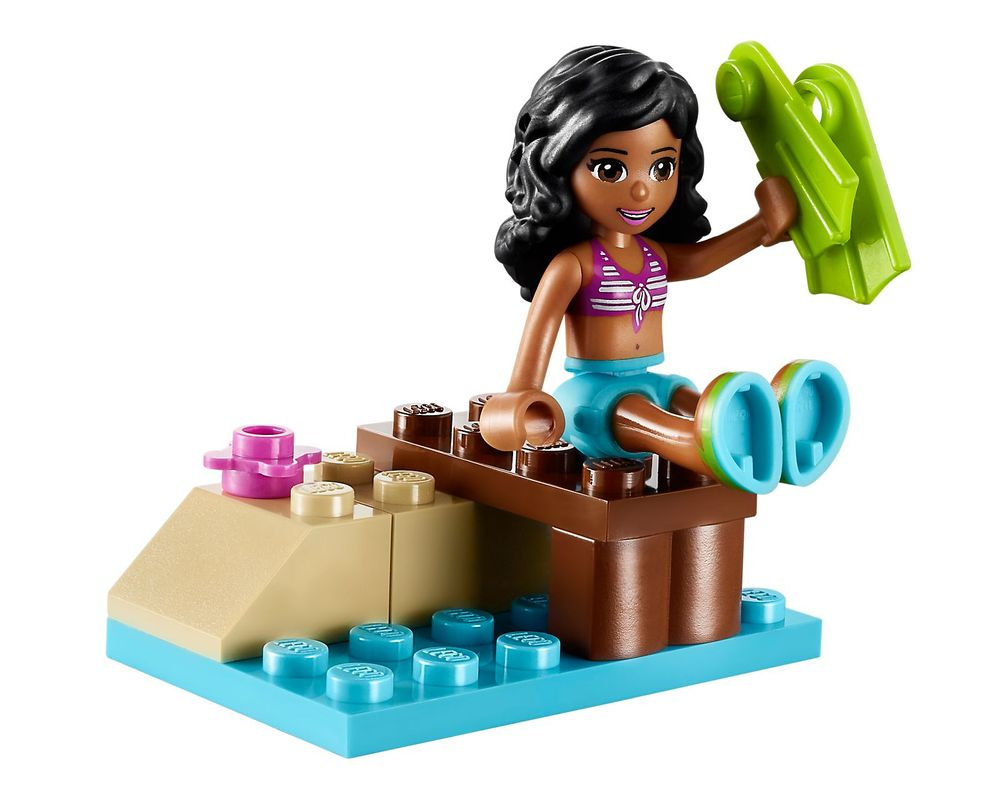 LEGO Set 41000-1 Water Scooter Fun