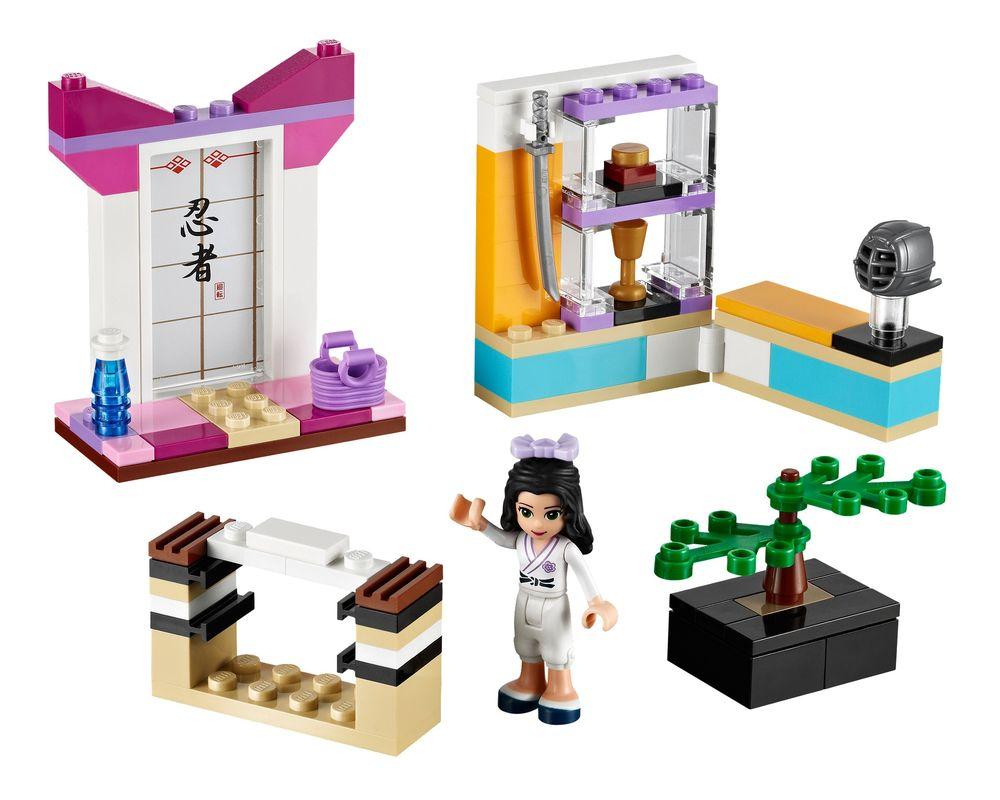 LEGO Set 41002-1 Emma's Karate Course (LEGO - Model)
