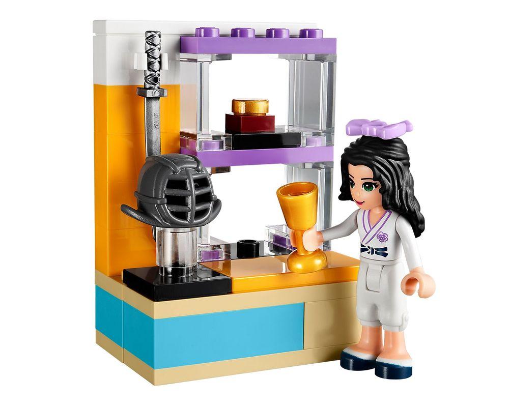 LEGO Set 41002-1 Emma's Karate Course