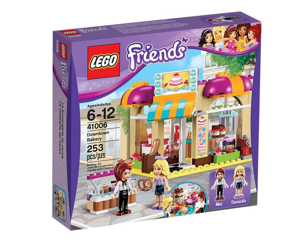 LEGO Set 41006-1 Downtown Bakery