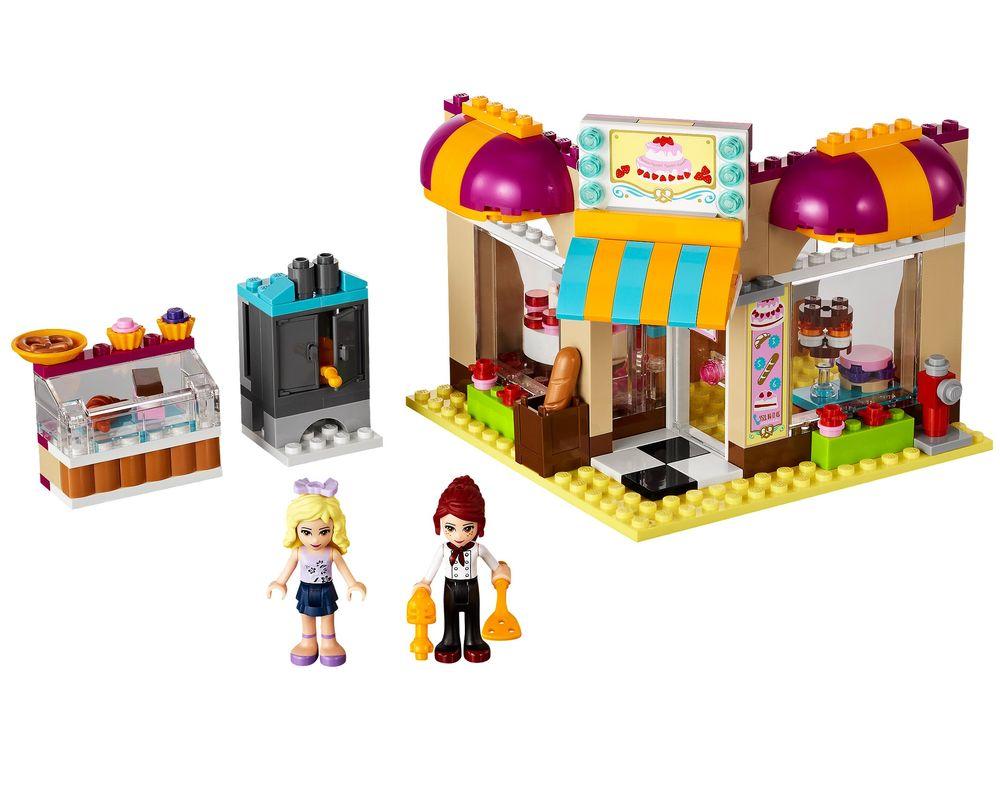 LEGO Set 41006-1 Downtown Bakery (LEGO - Model)