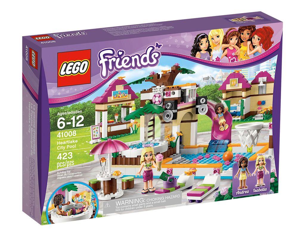 LEGO Set 41008-1 Heartlake City Pool