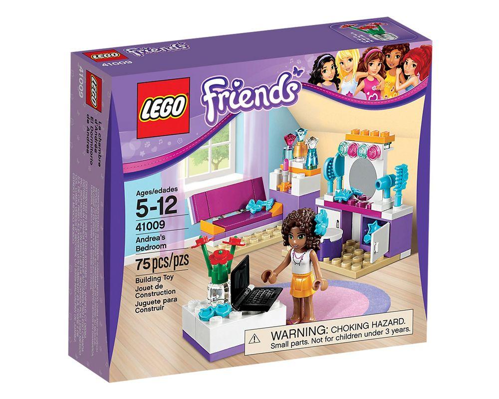 LEGO Set 41009-1 Andrea's Bedroom