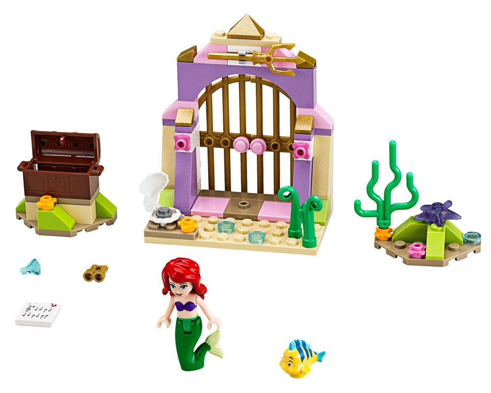 LEGO Set 41050-1 Ariel's Amazing Treasures (LEGO - Model)