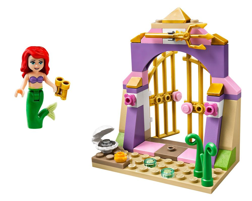 LEGO Set 41050-1 Ariel's Amazing Treasures