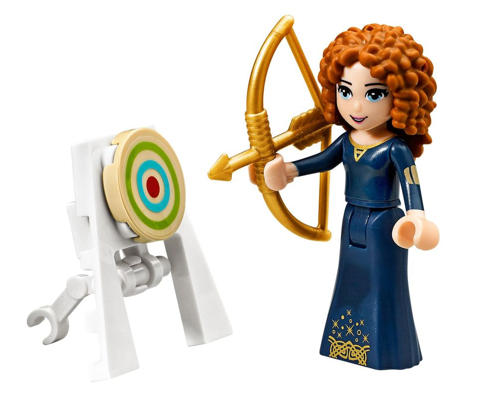 LEGO Set 41051-1 Merida's Highland Games