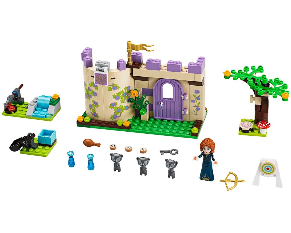 LEGO Set 41051-1 Merida's Highland Games (LEGO - Model)