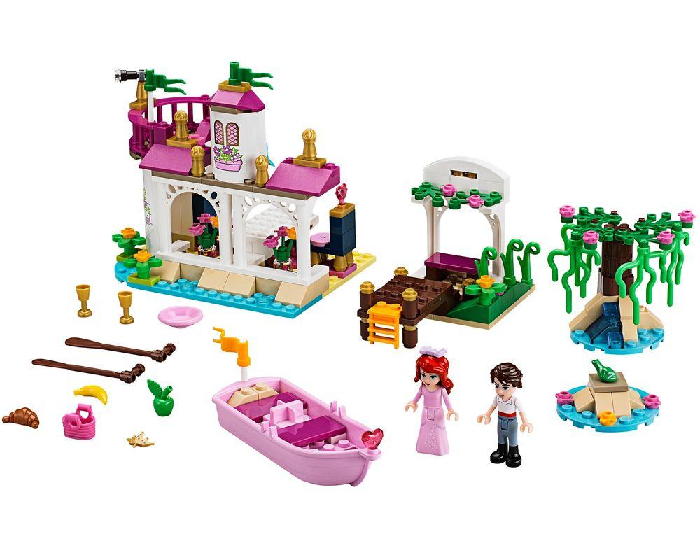 LEGO Set 41052-1 Ariel's Magical Kiss (Model - A-Model)