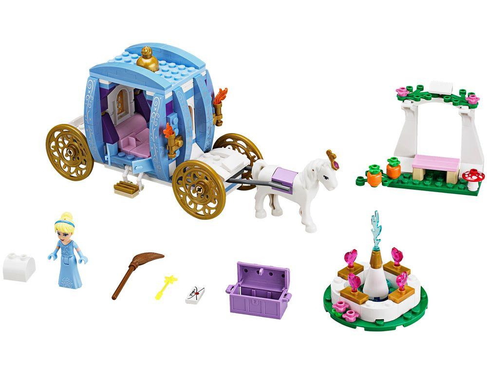 LEGO Set 41053-1 Cinderella's Dream Carriage (Model - A-Model)