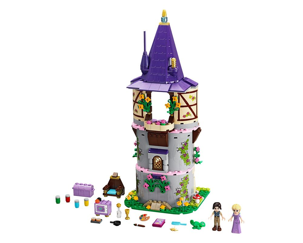 LEGO Set 41054-1 Rapunzel's Creativity Tower (LEGO - Model)
