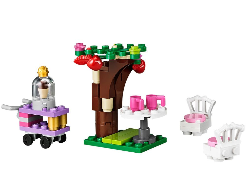 LEGO Set 41055-1 Cinderella's Romantic Castle