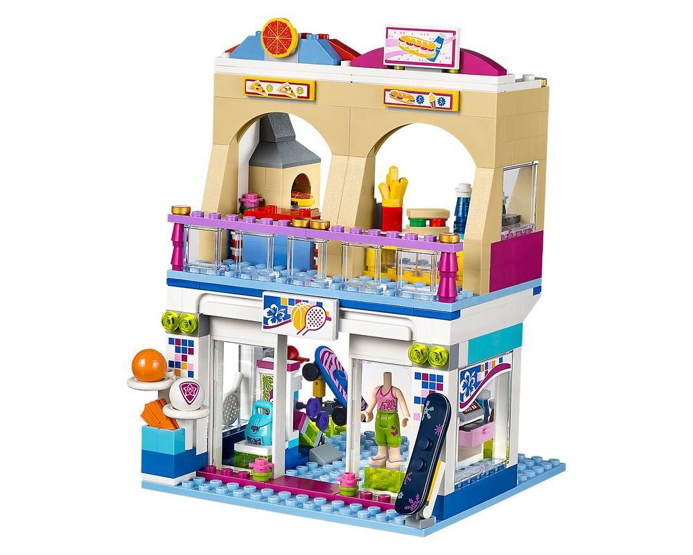 LEGO Set 41058-1 Heartlake Shopping Mall
