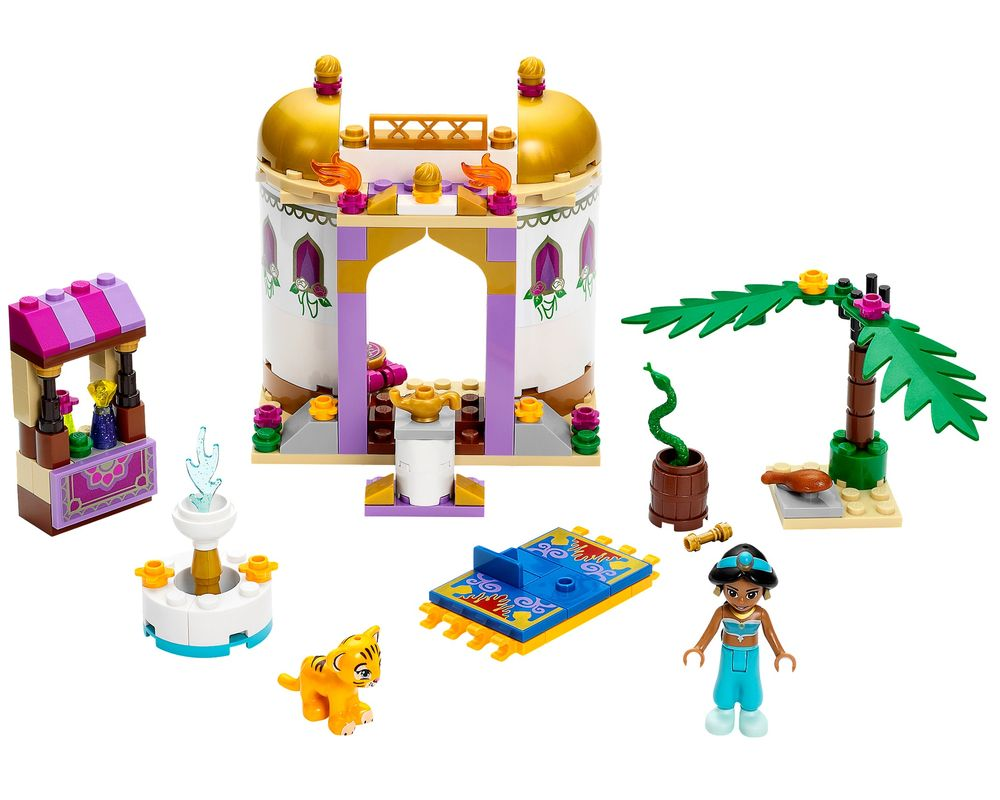 LEGO Set 41061-1 Jasmine's Exotic Palace (Model - A-Model)