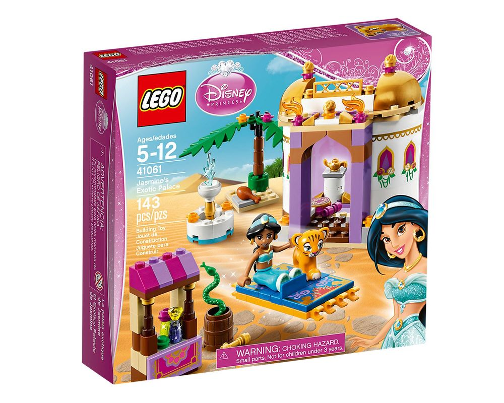 LEGO Set 41061-1 Jasmine's Exotic Palace