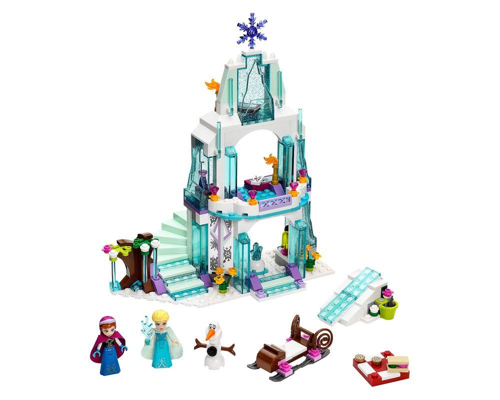 LEGO Set 41062-1 Elsa's Sparkling Ice Castle (LEGO - Model)
