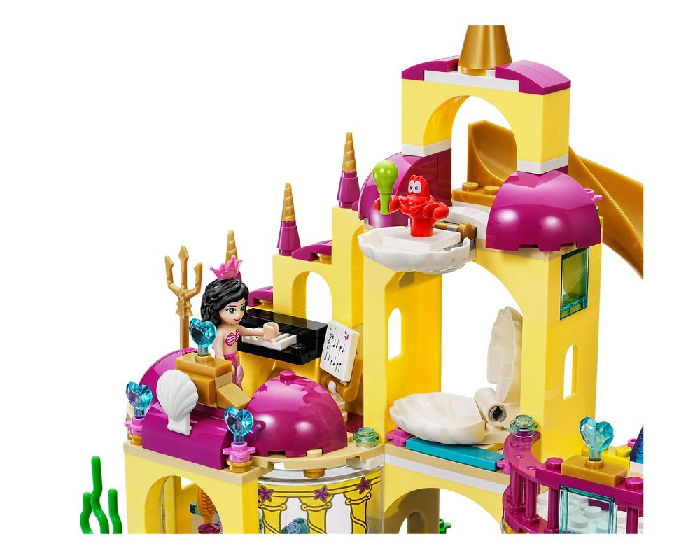 LEGO Set 41063-1 Ariel's Undersea Palace