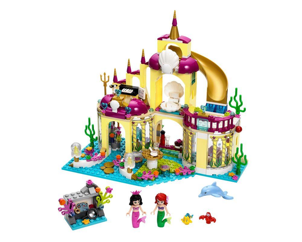 LEGO Set 41063-1 Ariel's Undersea Palace (LEGO - Model)