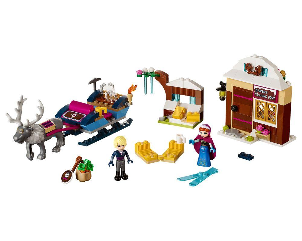 LEGO Set 41066-1 Anna & Kristoff's Sleigh Adventure (LEGO - Model)