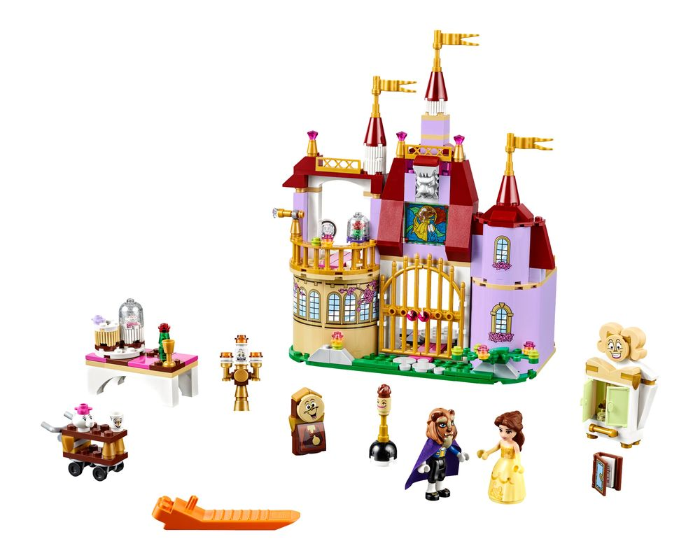 LEGO Set 41067-1 Belle's Enchanted Castle (LEGO - Model)