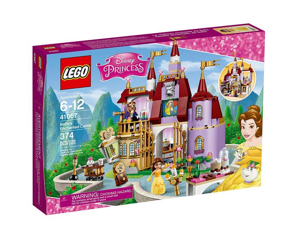 LEGO Set 41067-1 Belle's Enchanted Castle