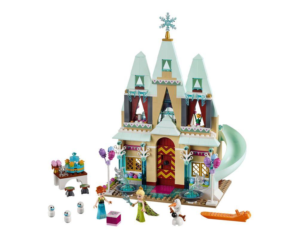 LEGO Set 41068-1 Arendelle Castle Celebration (LEGO - Model)