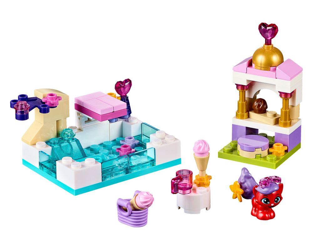 LEGO Set 41069-1 Treasure's Day at the Pool (Model - A-Model)
