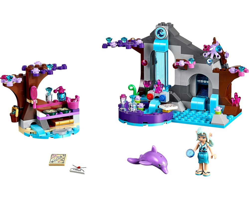 LEGO Set 41072-1 Naida's Spa Secret (LEGO - Model)