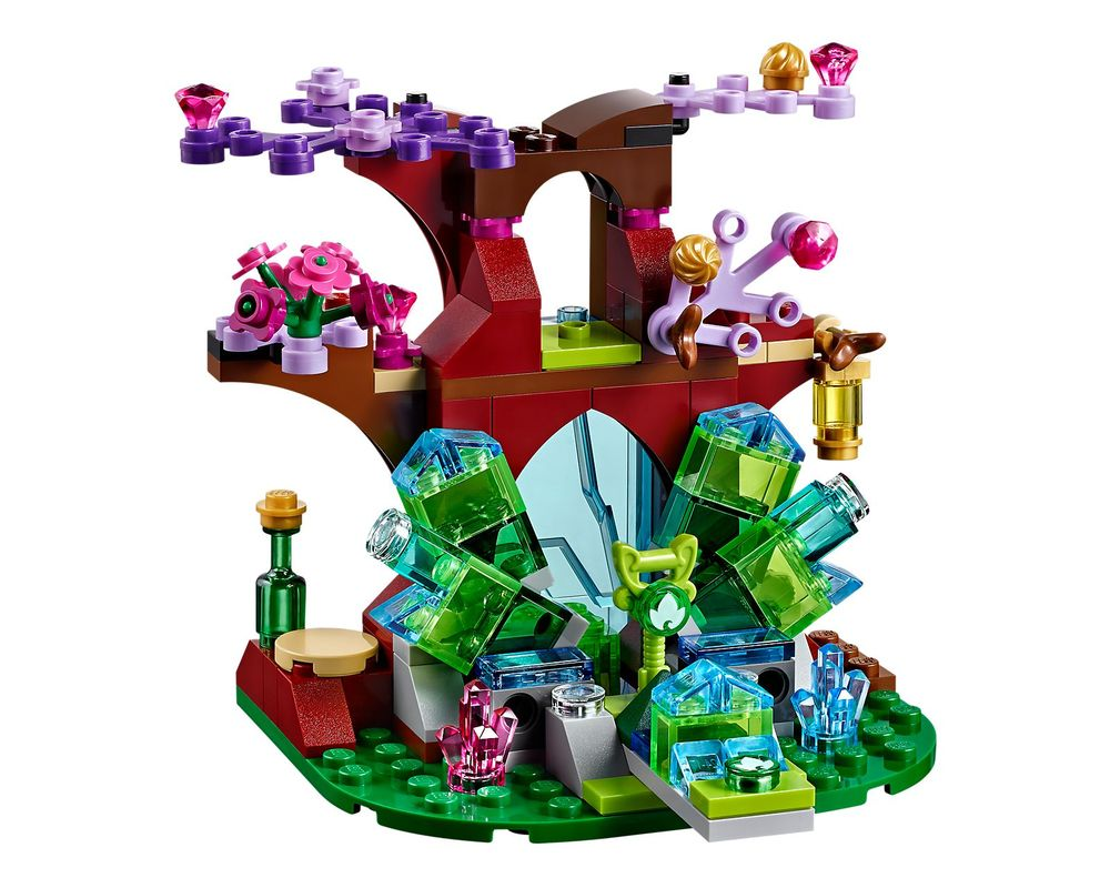 LEGO Set 41076-1 Farran and the Crystal Hollow