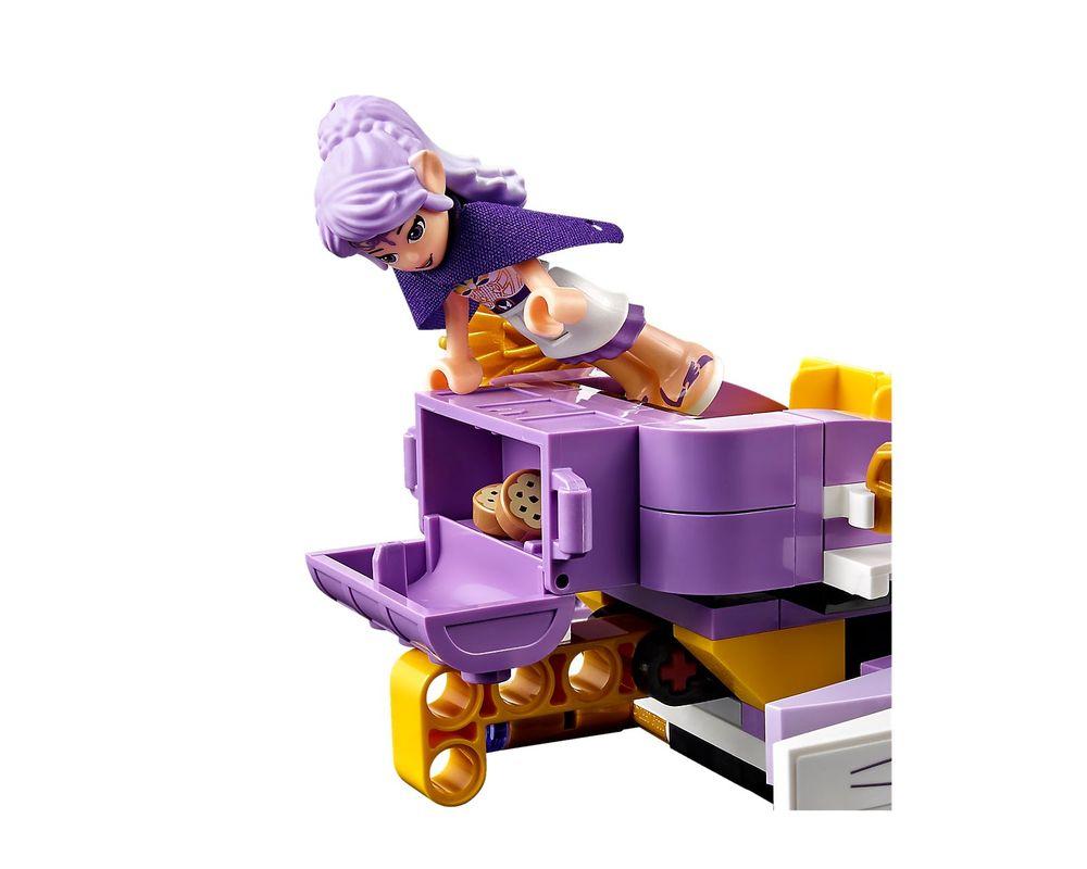 LEGO Set 41077-1 Aira's Pegasus Sleigh