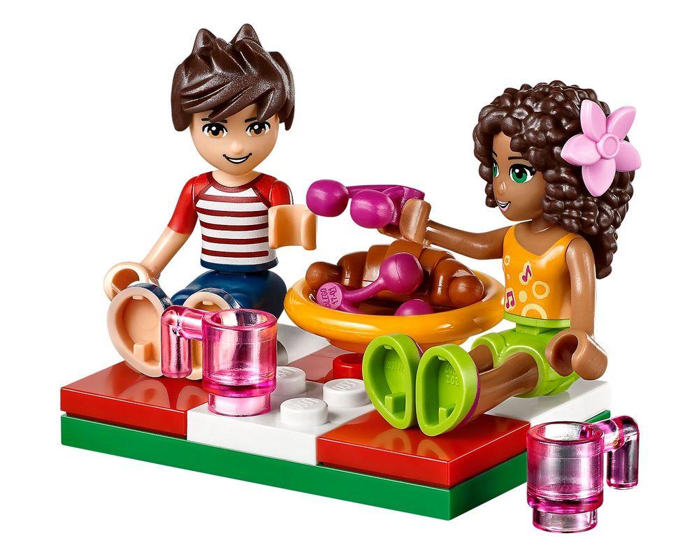 LEGO Set 41097-1 Heartlake Hot Air Balloon