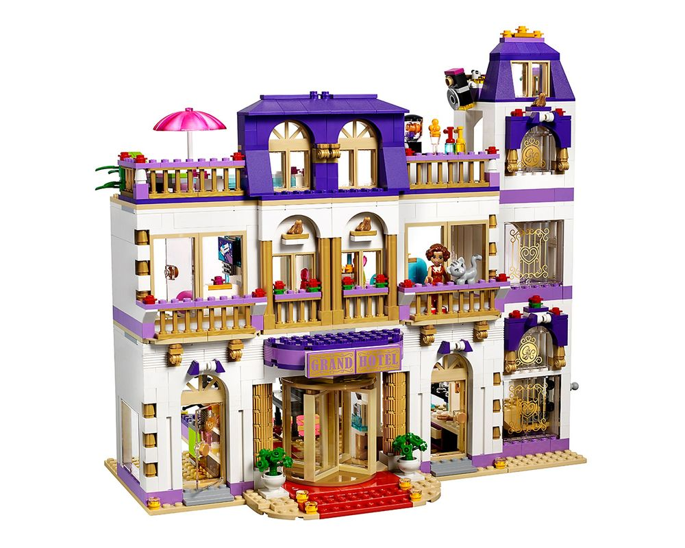 LEGO Set 41101-1 Heartlake Grand Hotel