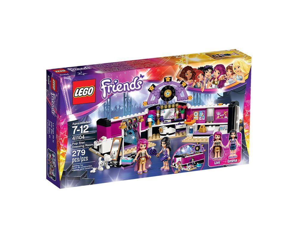 LEGO Set 41104-1 Pop Star Dressing Room