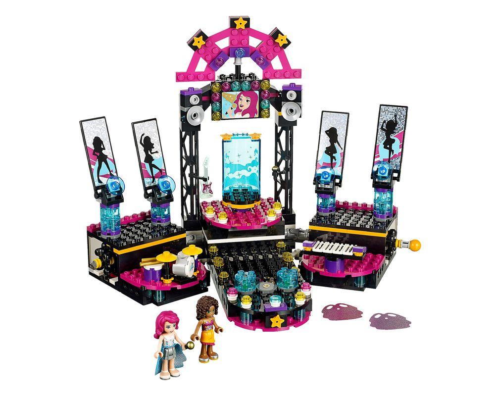 LEGO Set 41105-1 Pop Star Show Stage (LEGO - Model)