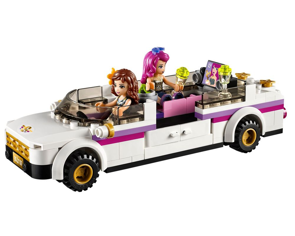 LEGO Set 41107-1 Pop Star Limousine