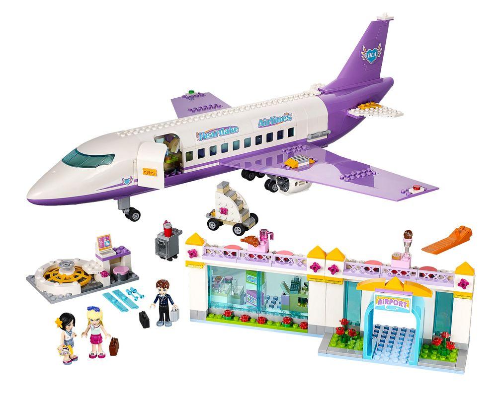 LEGO Set 41109-1 Heartlake City Airport (LEGO - Model)