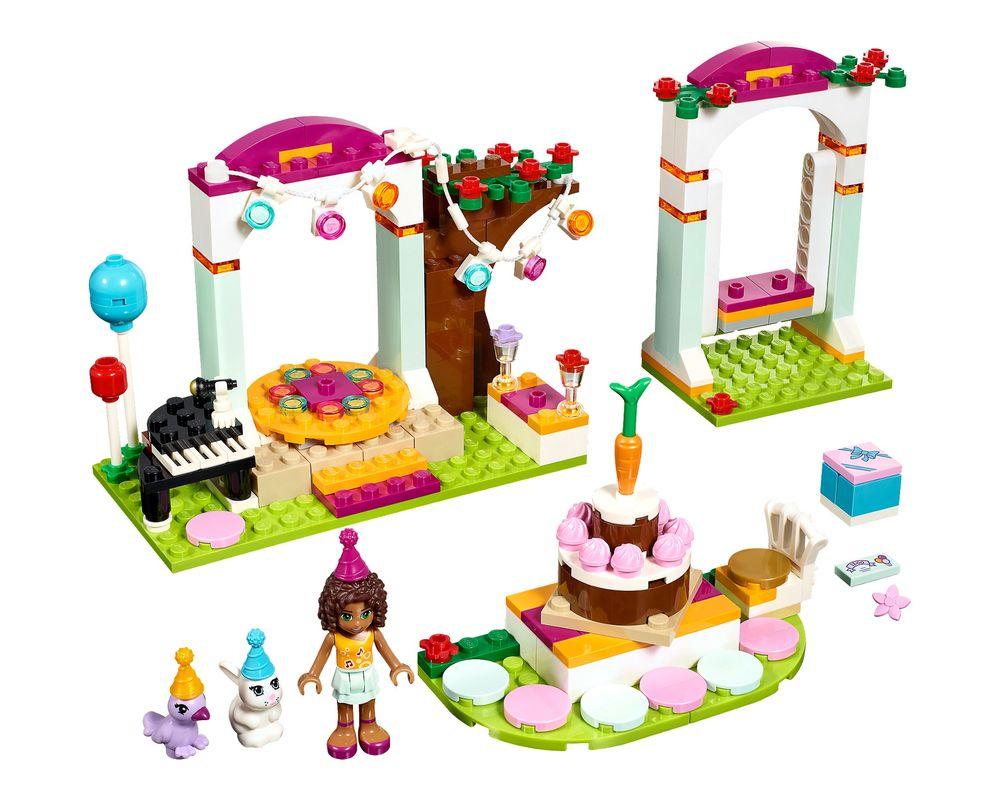 LEGO Set 41110-1 Birthday Party (LEGO - Model)