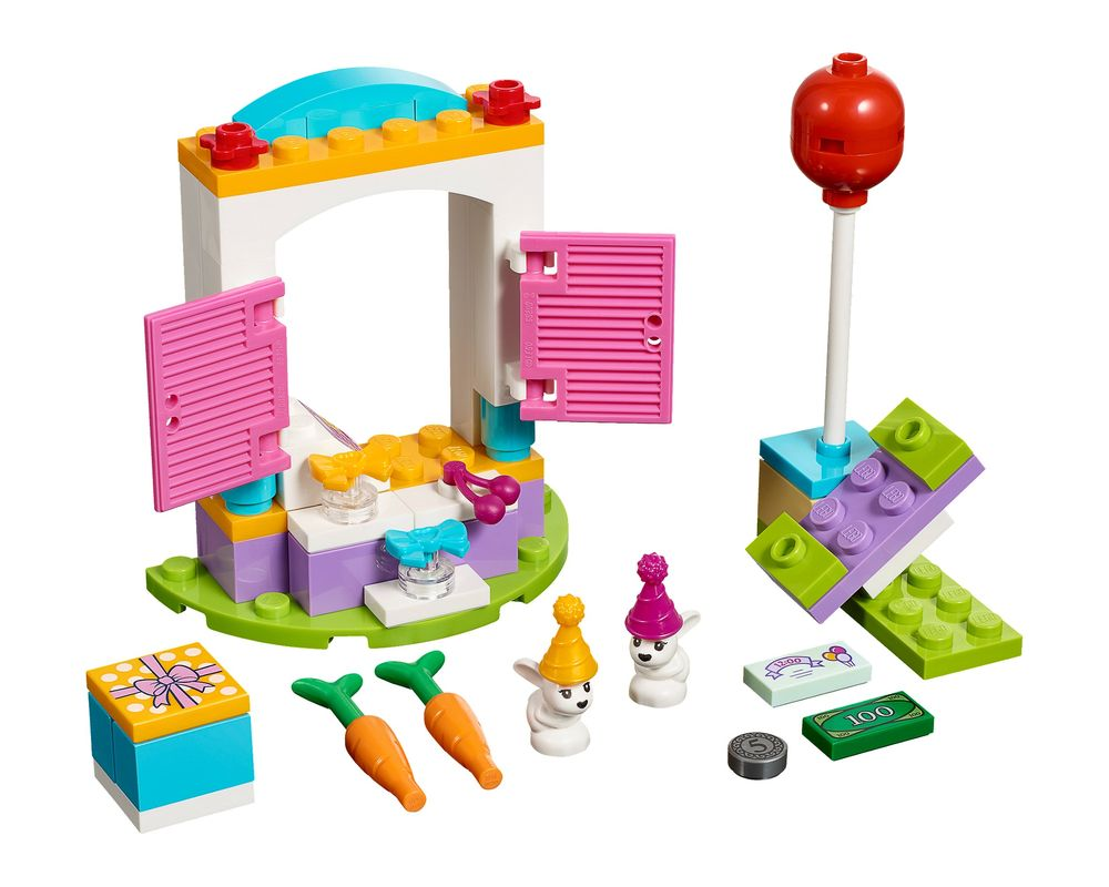 LEGO Set 41113-1 Party Gift Shop (Model - A-Model)