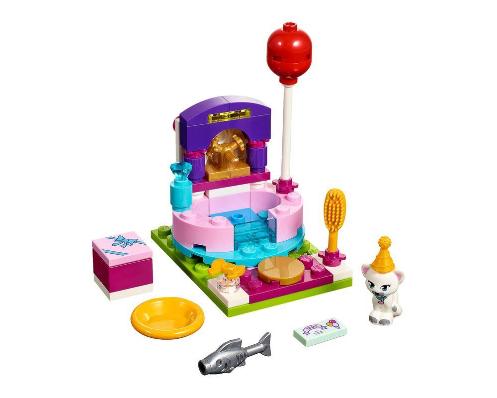 LEGO Set 41114-1 Party Styling (Model - A-Model)