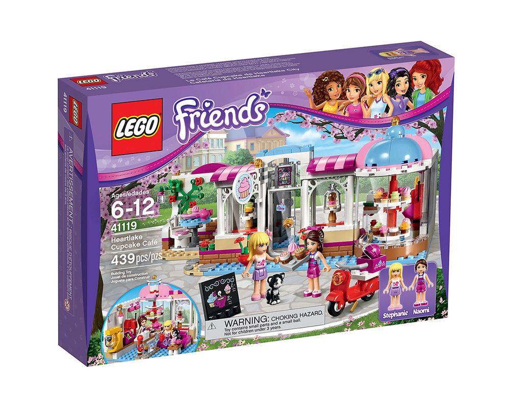 LEGO Set 41119-1 Heartlake Cupcake Cafe